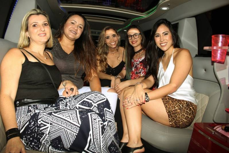 Empresa de Locação de Limousine Festa Vila Nova Utinga - Aluguel de Limousine de Luxo para Casamentos