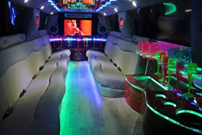 Empresa de Locação de Limousine para Casamento Jardim Santa Cruz - Limousine para Fazer Tour