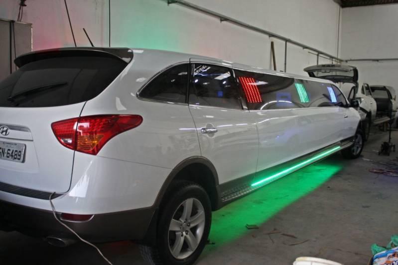 Locação de Limousine de Festa Preço Sítio Pinheirinho - Limousine para Bodas