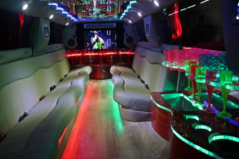 Locação de Limousine para Casamentos Preço Parque Vila Maria - Carro Limousine para Festas