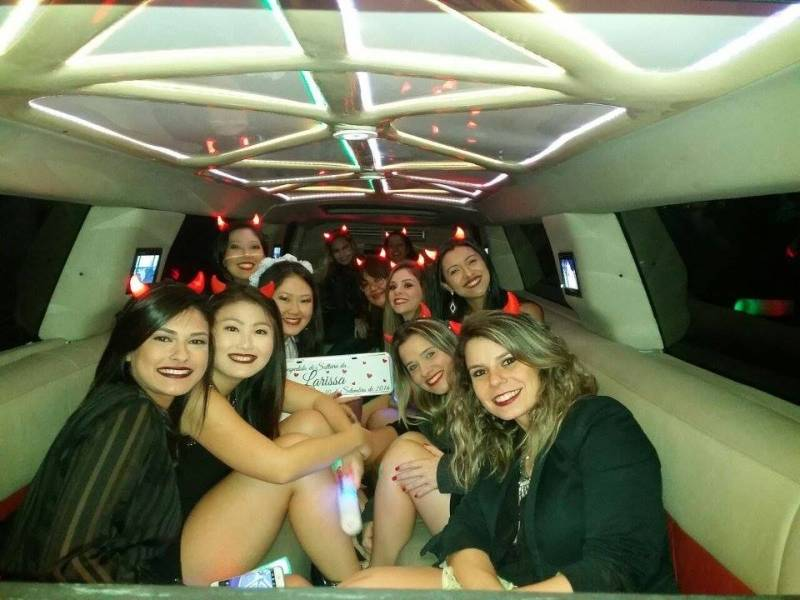 Quanto Custa Limousine para Festa em SP na Vila Matias - Aluguel de Limousine para Festa