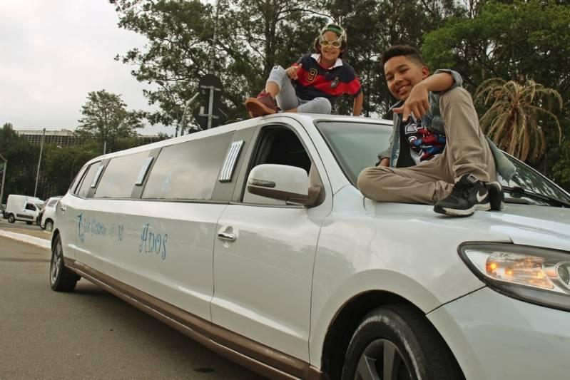 Quanto Custa Locação de Limousine de Festa Vila Zilda - Loja de Limousine de Luxo