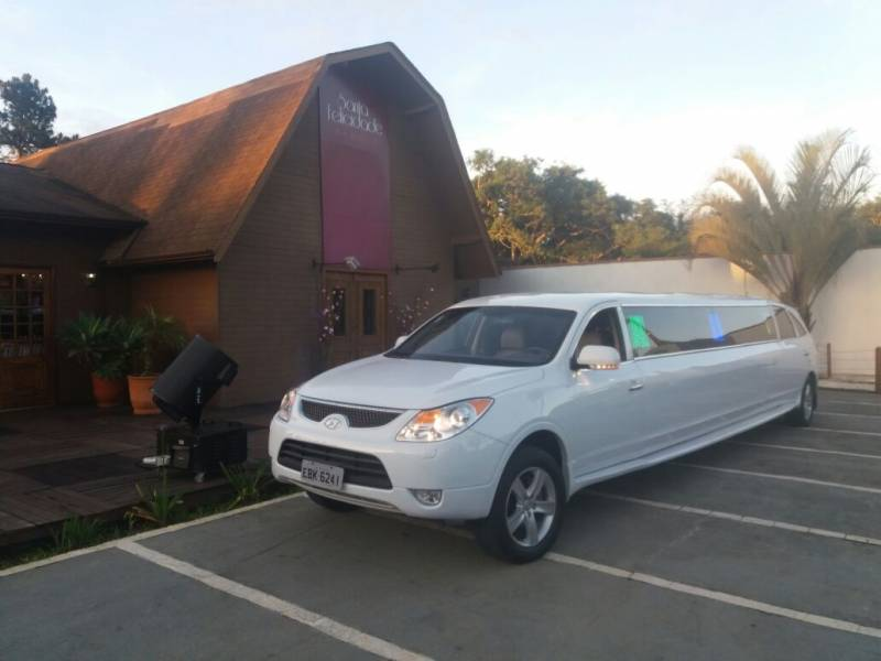 Quanto Custa Locação de Limousine Rosa Jardim Hercilia - Limousine para Alugar