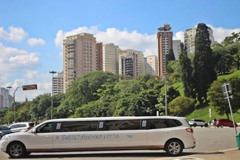Quanto Custa Locação Limousine Casamento Jardim Reimberg - Locação Limousine Branca para Casamento