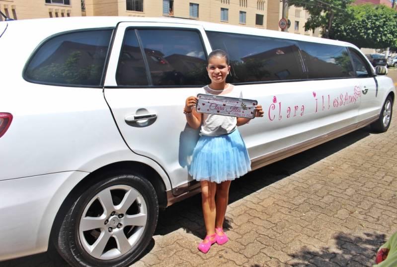 Quanto Custa Locação Limousine para Casamento Jardim Londrina - Locação Limousine Branca para Casamento
