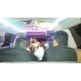 Alugar limousine para casamento na Vila Ponte Rasa
