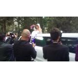 Alugar limousine para casamento no Jardim Oliveira