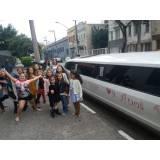 aluguel de limousine de festa no Jardim Monjolo