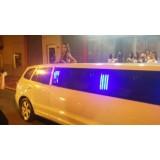 Aluguel de limousine para balada na Vila Escolar