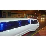 Aluguel de limousine para balada onde localizar na Furnas