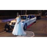 Aluguel de limousine para casamento na Vila Firmiano Pinto