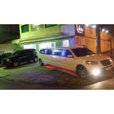Aluguel de limousine para casamento na Vila Industrial