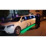Aluguel de limousine para casamento preço acessível em Cruzeiro