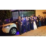 Aluguel de limousine para casamento preço em Itaquaquecetuba