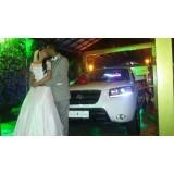 Aluguel de limousine para casamento preço em Pedregulho