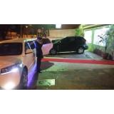 Aluguel de limousine para casamento preço na Chácara Domilice