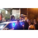 Aluguel de limousine para casamento quanto custa em Rio das Pedras