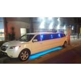 Aluguel de limousine para casamento valor acessível no Jardim Vicente