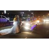 Aluguel de limousine para casamento valor no Horto do Ipê