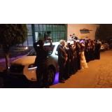 Aluguel de limousine para casamento valor no Jardim Mimar