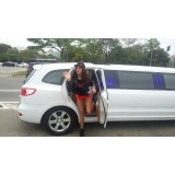 Aluguel de limousine para eventos melhor preço Jardim Japão