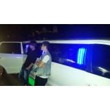 Aluguel de limousine para eventos na Vila Cruzeiro