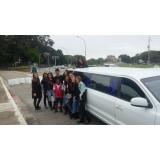 Aluguel de limousine para eventos onde encontrar na Vila Miriam