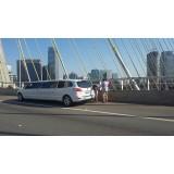 Aluguel de limousine para eventos onde localizar na Vila Lageado