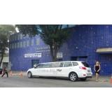Aluguel de limousine para eventos onde localizar no Jardim São Gilberto