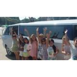 Aluguel de limousine para eventos preço baixo em Caiabu