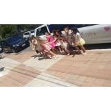 Aluguel de limousine para eventos valor na Vila Bertioga