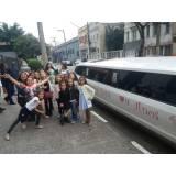 aluguel de limousine para festa SP preço onde encontro no Jardim Ubirajara