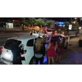 Aluguel de limousines onde encontrar em Ouro Verde