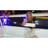 Aluguel de limousines valor em Porangaba
