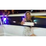 Aluguel de limousines valor no Jardim dos Cunha