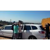 Aluguel de uma limousine onde localizar no Ferreira