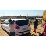 Aluguel de uma limousine quanto custa na Vila São Jorge