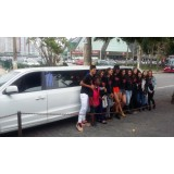 Aluguel de uma limousine quanto custa no Jardim Irene