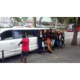 Aluguel de uma limousine valor na Vila Matias