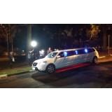 Aluguel limousine melhor preço no Jardim Maria Virginia