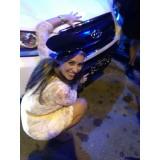 Aluguel limousine menor preço em Embira