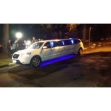 Aluguel limousine menor preço na Fazenda Aricanduva