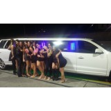 Aluguel limousine onde contratar na Vila Cleonice