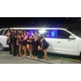 Aluguel limousine onde contratar na Vila Ipê