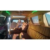 Aluguel limousine onde contratar no Jardim Fluminense