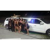 Aluguel limousine onde contratar no Jardim Seckler