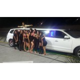 Aluguel limousine onde contratar no Jardim Sônia Marly