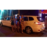Aluguel limousine preço na Vila Bariri