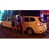 Aluguel limousine preço na Vila Matias