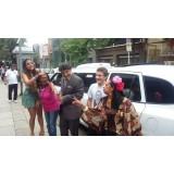 Aluguel limousine quanto custa na Vila Fazzioni